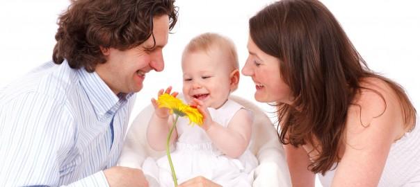 ouders met kind